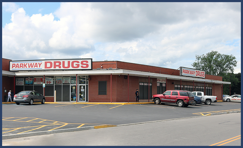 Parkway Drugs Albany Street