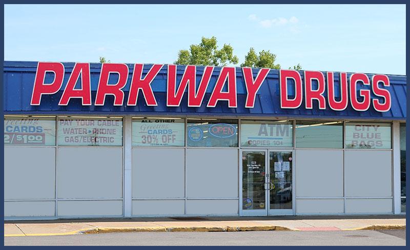 Parkway Drugs Leland Ave